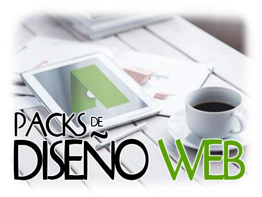 Packs de Diseño Web